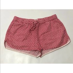 J.Crew • SMALL • Pull-On • Shorts • Pink